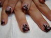 Xtina Birthday Nails