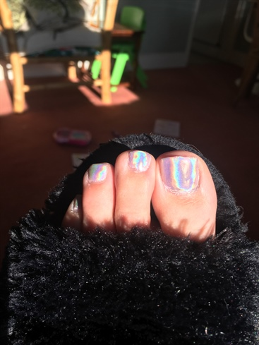 Holo Toes