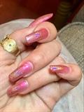 Pink Ombré