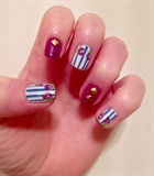 Stripes 'n' Roses
