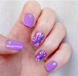 Lilac Galaxy