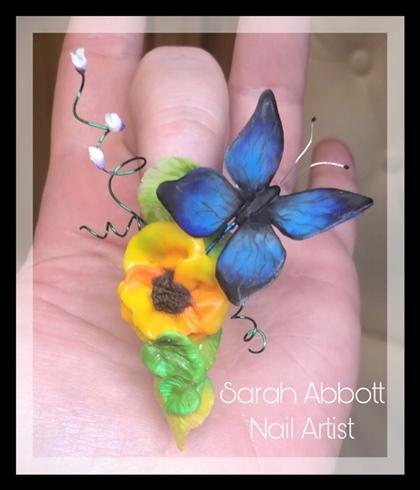 Fantasy Nail Art