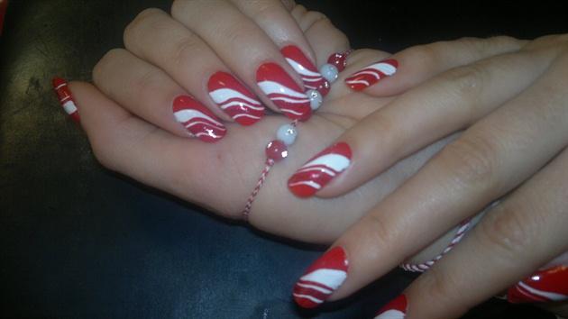 """Red and White """"Martenichki"""""""