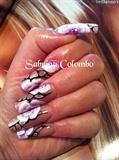 Floreal Pink Nails
