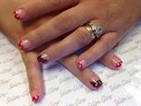 Red, White, Polka Dots & Bows