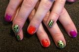 Shrek nails
