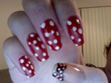 Cute Bow and dots