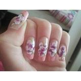 Amateur Nail Art
