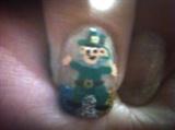 St Patrick's day inspired