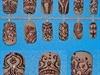 Henna Tattoo nail art