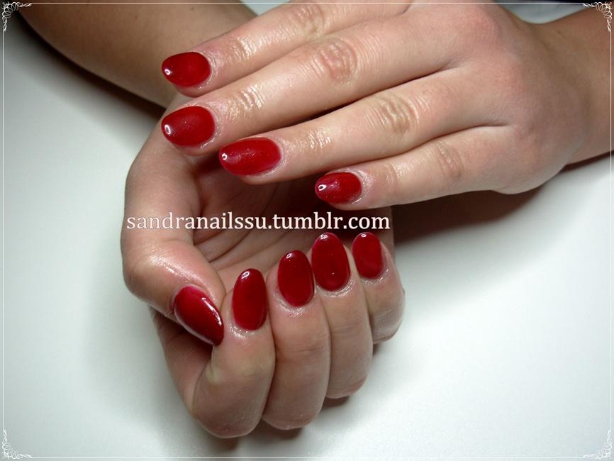 Red Nails - Nail Art Gallery