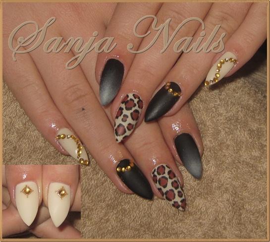 Leopard matte