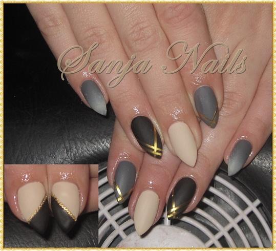 Gray - Beige