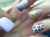 'funfetti' nails