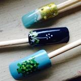 Turtle Practice Nails