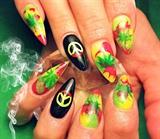 marijuana nails