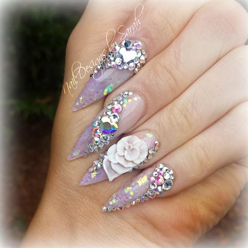 My wedding nails!!!