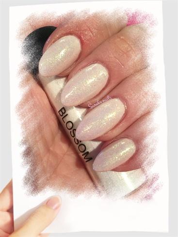 Cream Glitter