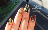 army camo nail