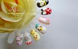 cutest animal nail art