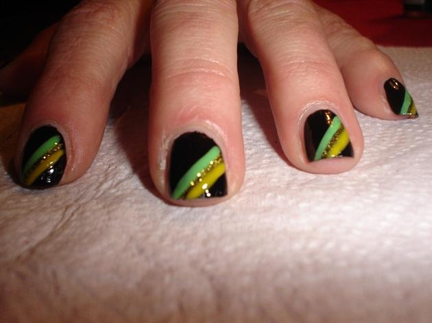 Jamaica Nail Art Gallery