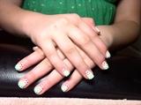 Tween manicure