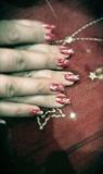 Natural nails_xmas