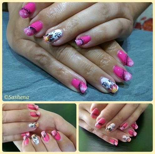 Floral_pink 2