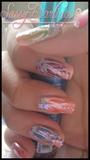 Spring Love Nail Art