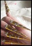 Egyptian Gold Fingers