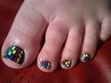 Pebble toes