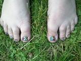 Pebble Toes 2