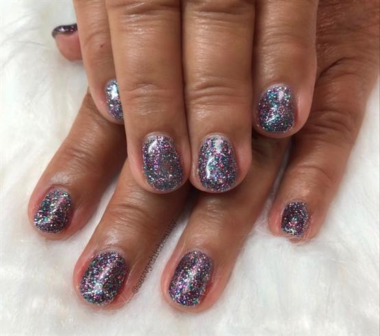Licorice Glitter