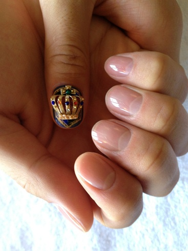 Men's Nail Care 'Crown'