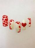 'Heart' Gel Art