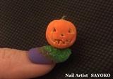 Halloween Nail Objet