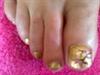 chinese flower nail art