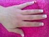 glitter and bindi and piercing