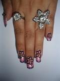 delightful pink floral