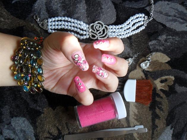 velvet puppy nails