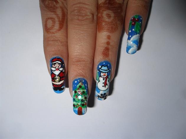 The Excellent Elegant nail art designs for toe Pics