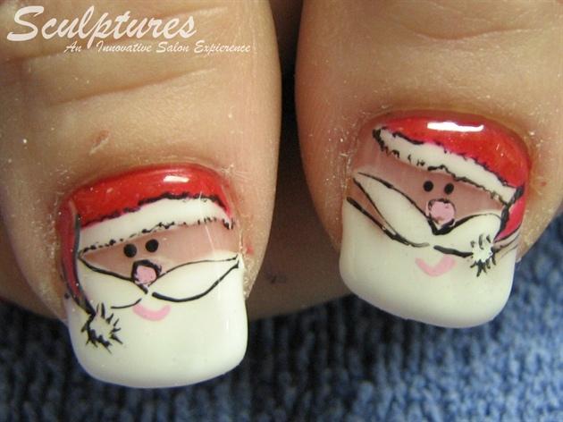Santa by Cathelia