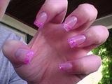 pink sparkles (short)