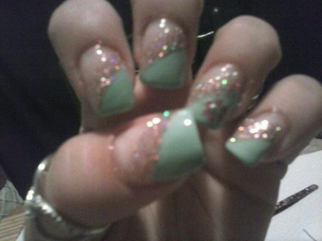 Glitter & Mint