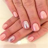 Bling Gel Manicure