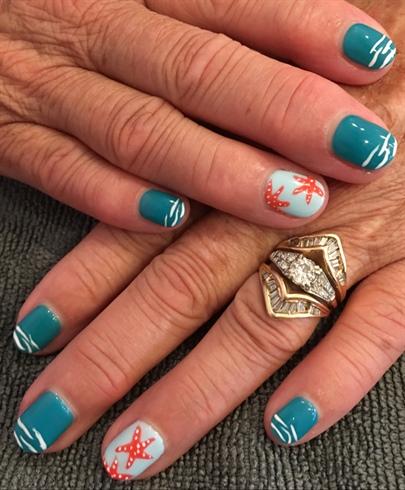 Starfish Manicure