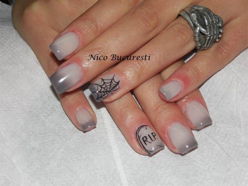 gothic - Nail Art Gallery