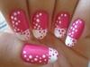 Pink Dot White