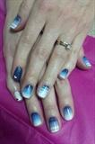 Ombre/Gradient Nail Art
