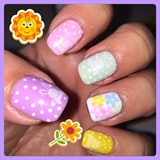 Easter Spring Nails